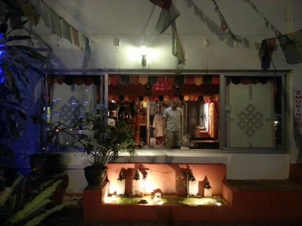 The himalaya restaurant nepalese food